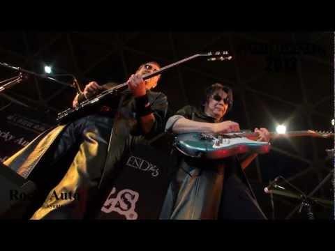 AUTOLEGEND2012 横浜銀蝿ライブ3