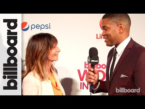 , title : 'Jody Gerson, Exec of the Year | Women In Music 2015 Red Carpet'