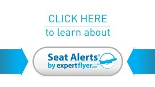 Seat Alerts by ExpertFlyer YouTube video
