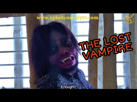 LOST AFRICAN VAMPIRE(XPLOITCOMEDY)