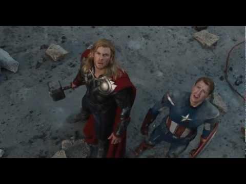 [HD Trailer] ดิ เอเวนเจอร์ส 2012 -  The Avengers Assemble (2012)