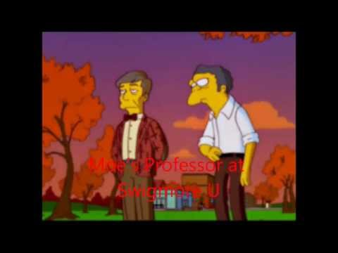The Simpsons Character's That Have Died