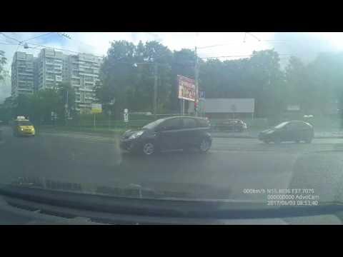 Авария в Богородске