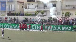 Θύελλα Ραφήνας - Κηφισιά 3-0: Οι καλύτερες φάσεις και τα γκολ