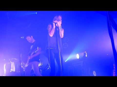 Shiny Toy Guns - Stripped HD LIVE (2012) Los Angeles Echoplex