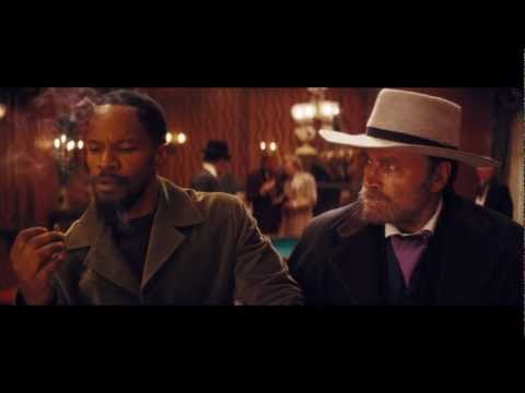 Django Unchained Don Johnson's Interview + 1st Clip