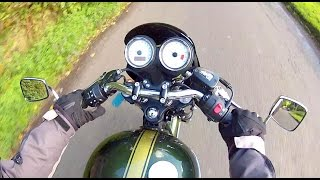 7. 2015 Triumph Thruxton Review - First Impressions
