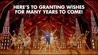 ALADDIN on Broadway is Literally Granting Wishes