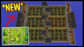 *NEW* Minecraft TowerWars Minigame!!   New Hypixel Minigame   *TOWER DEFENCE GAME!!*