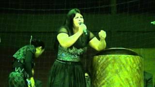 Vanilda Bordieri - Sê Comigo E Receba O Teu Milagre - 4° Congresso De Missões Itaquaquecetuba/SP
