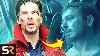 Video Endgame Theory: This Is What Doctor Strange Really Saw In The Future MP3, 3GP, MP4, WEBM, AVI, FLV Mei 2019