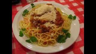 Spaghetti&Mi Xao Mem