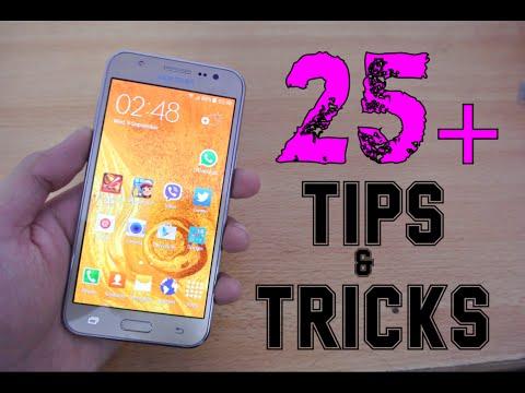 , title : 'Samsung Galaxy J5 - 25+ Tips & Tricks HD'