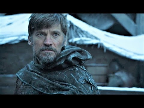 Game of Thrones 8x01 Ending Scene Jaime Lannister in Winterfell sees Bran Stark HD