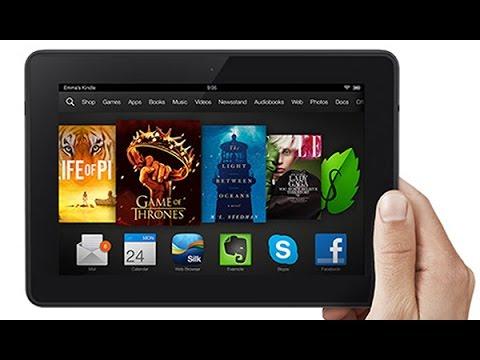Fire HD 7 Tablet ,  HD Display, Wi-Fi, 8 GB