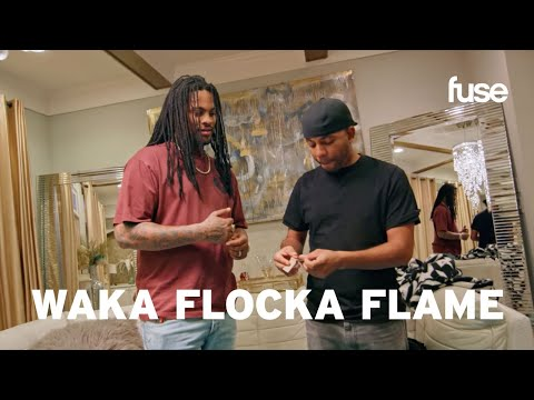 Waka Flocka Flame Is Now A Magician   Hip-Hop Houdini   Fuse