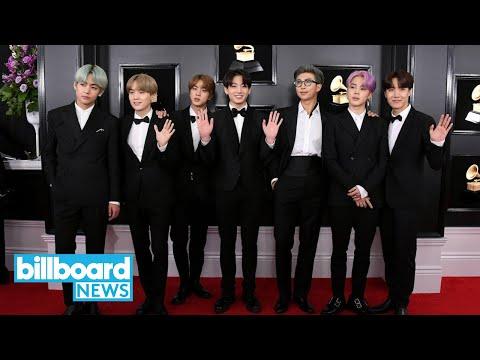 BTS Will Perform on 'SNL' on April 13! | Billboard News