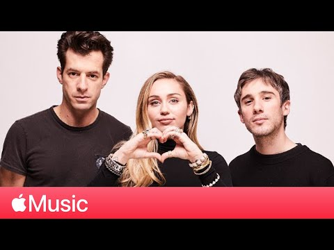 Miley Cyrus and Mark Ronson: 'Nothing Breaks Like a Heart' Interview | Beats 1 | Apple Music