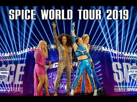 Spice World Tour 2019 - Full Concert (Coventry - Both Dates)