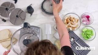 Elite Collection™ 12 Cup Food Processor Demo Video Icon