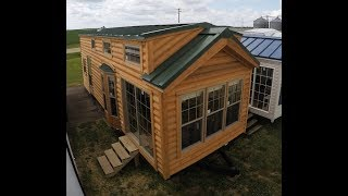 MSRP $72K. This is a video walk through of a 2018 Cedar Log Cabin by Forest River Park Models. Video courtesy of Kelly Hicks RV Sales located at the corner of US RT52 and Inlet Road in the Village of Sublette, IL 61367. Phone Kelly @ (815)-849-9089 with any questions. Enjoy!