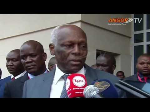 Presidente da República realça importância da Actualização do Registo Eleitoral