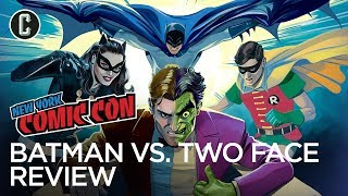 Nonton Batman Vs  Two Face Movie Review   Nycc 2017 Film Subtitle Indonesia Streaming Movie Download