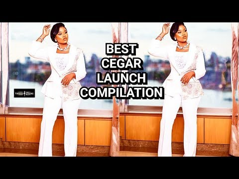 Ceec's Cegar Launch Compilation| Did Alex, Tobi & Leo Attend Cegar Launch?