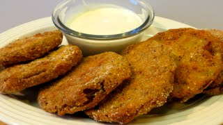 Fried Green Tomatoes - Southern Fried Green Tomato Recipe