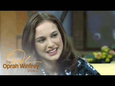 Natalie Portman's Hilarious Home Movie | The Oprah Winfrey Show | Oprah Winfrey Network