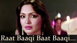 Video Namak Halaal - Raat Baki Baat Baki Hona Hai Jo - Shashi Kapoor & Zeenat Aman MP3, 3GP, MP4, WEBM, AVI, FLV September 2019