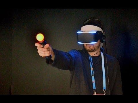 Всё, что вы хотели знать о VR-гарнитуре Sony Project Morpheus
