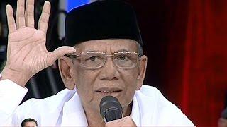 Nasehat KH. Hasyim Muzadi Terkait Fenomena Kanjeng Dimas