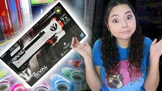 Video Can We Win It? - Nerf Helios Rival MP3, 3GP, MP4, WEBM, AVI, FLV Oktober 2018