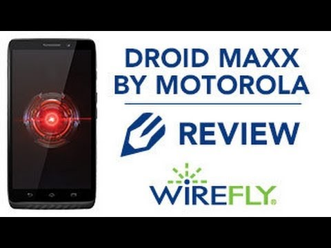 Motorola DROID Maxx Hands On Review by Wirefly