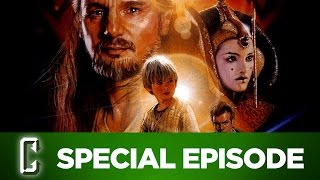 Join John Campea, Jon Schnepp, Kristian Harloff and Mark Ellis as they watch and comment on Star Wars Episode I - The...