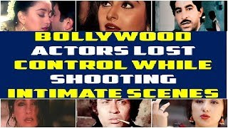 Video Actors Lost Control while doing intimate  Scenes: MP3, 3GP, MP4, WEBM, AVI, FLV Januari 2018