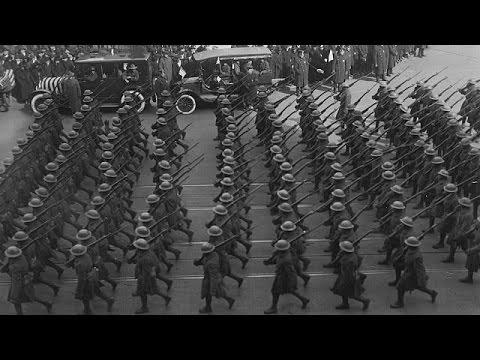 Εκατό χρόνια από την είσοδο των ΗΠΑ στον Πρώτο Παγκόσμιο Πόλεμο