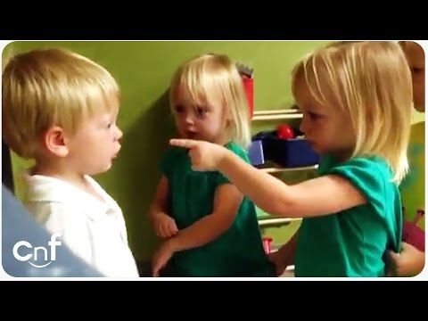 Little Boy Gets His Heart Poked Arguing About Rain | Poke My Heart
