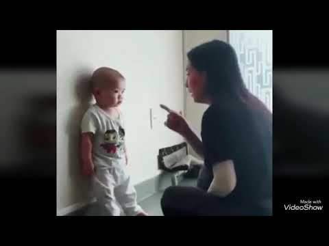 Phi Nhung dạy con trai xem mà cười muốn xĩu - Thời lượng: 4:34.