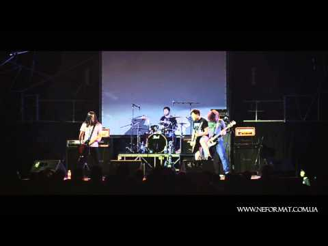 Backchat - 7 - Live@Bingo, Kiev. NeformatFest'14 [06.04.2014] (видео)
