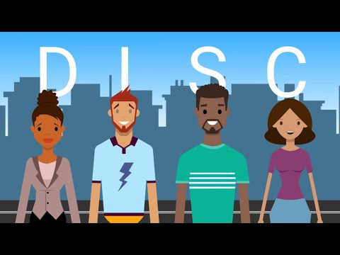 Christian DISC® Assessment | Overview of the Four Personality Types