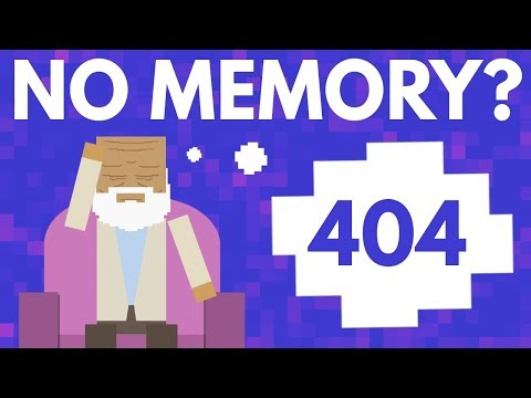 What's It Like To Have No Memory?