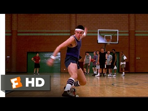The Cable Guy (3/8) Movie CLIP - Roundball Warm-Up (1996) HD