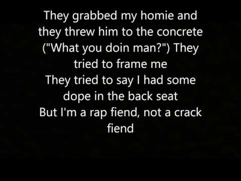 2Pac - Violent Lyrics (HQ)