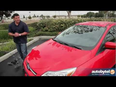 2012 Ford Focus: Video Road Test and Review