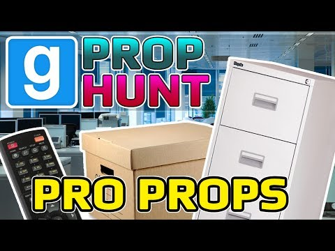 props - Have you ever seen such pro prop placement? I'm playing Garry's Mod Prop Hunt with the magnificent Hat Films today! If you want to also play Prop Hunt, downl...