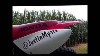 9. 2007 Honda crf100f