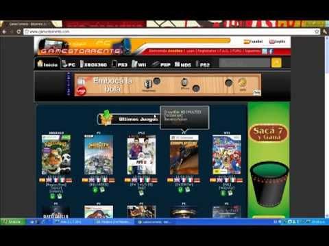 Como Descargar Juegos para PS2, Facil y Gratis – Tikitutos*