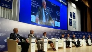 МЭФ-2015: заключительная пленарная дискуссия
